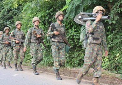 စစ်ကောင်စီတပ်များ