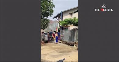 ဖားကန့်မြို့နယ် စပေါ့ကျေးရွာတွင် အမျိုးသားတစ်ဦး နေအိမ်တွင် ပစ်သတ်ခံရ