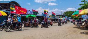 မိုးေကာင်းမြို့တွင် စစ်အာဏာရှင် အုပ်ချုပ်ရေးစနစ် ဆန့်ကျင်ရေး ဆိုင်ကယ်သပိတ် ဆက်လက်ပြုလုပ် -