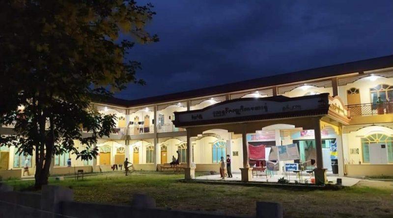 မိုးညှင်းမြို့မှ သံဃာတော်၊ သီလရှင် အပါအဝင် စုစုပေါင်း ၄၅ ဦး ကိုဗစ် ကူးစက်ခံရ
