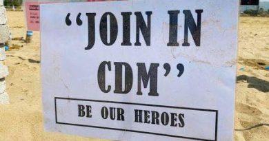 အခက်အခဲတွေကြားထဲက CDM သူရဲကောင်းများ