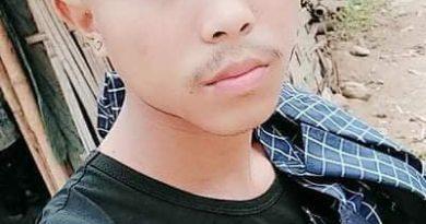 ဖားကန့်တွင် လေးရက်ကြာပျောက်ဆုံးနေသည့် လူငယ်တစ်ဦးကို သေဆုံးလျက်သား ပြန်လည်တွေ့ရှိ