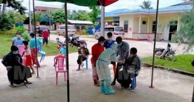 မိုးကောင်းမြို့နယ်တွင် တစ်ရက်အတွင်း ကိုဗစ်ပိုးတွေ့ရှိသူ ၄၉ ဦး ထပ်တိုး၊ လူနာတစ်ဦး အောက်စီဂျင် ကျနေ
