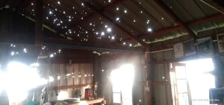 မင်းတပ်မြို့တွင် စစ်ကောင်စီတပ်ပစ်ခတ်မှုကြောင့် နေအိမ်အချို့ထိခိုက်ပျက်စီး