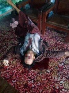 စစ်ကောင်စီခန့်အပ်သော အုပ်ချုပ်ရေးမှူးသားအဖနှင့် အထူးရဲ ပစ်ခတ်သတ်ဖြတ်ခံရ