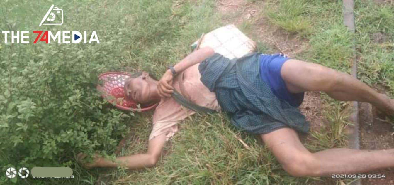 ကသဲကျေးရွာအနီး ပြည်သူတစ်ဦး သေနတ်ကျည်ထိမှန်သေဆုံး